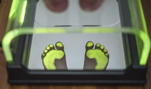 custom-orthotics-Foot-scanner