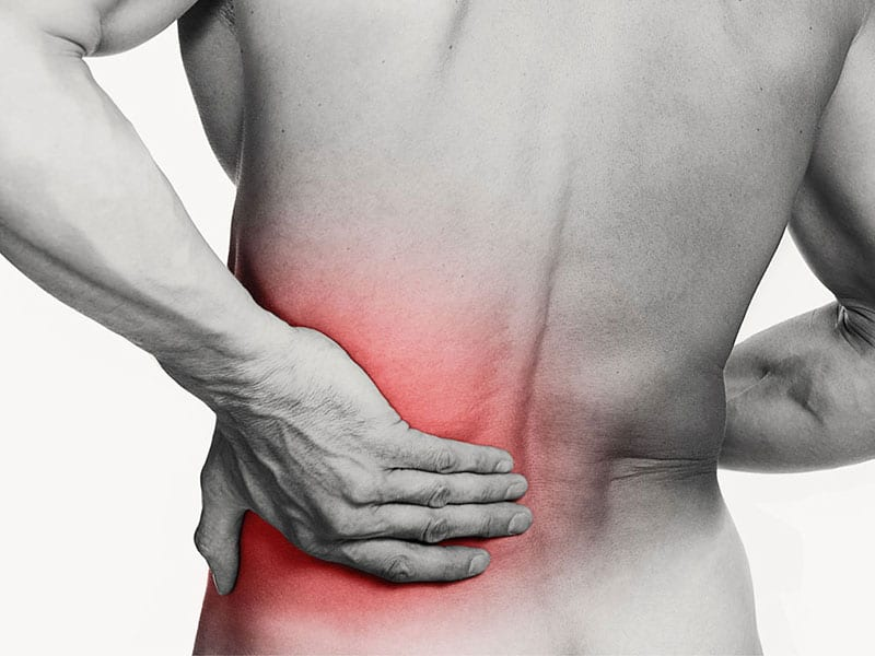backpain lower male