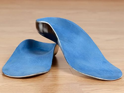 orthotics close up