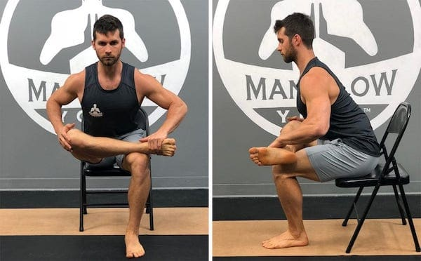 Challenging-Yoga-Exercises-and-Postures-You-Can-Do-On-A-Chair-Seated-figure-four-1024x635